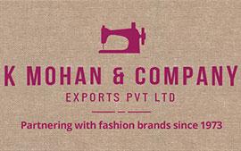 K - Mohan & Company